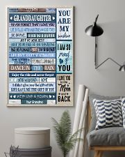 YOU ARE MY SUNSHINE - BEST GIFT FOR GRANDDAUGHTER 11x17 Poster lifestyle-poster-1