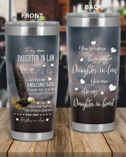 THE GIFT OF LIFE - GREAT GIFT FOR DAUGHTER-IN-LAW 20oz Tumbler aos-20oz-tumbler-lifestyle-front-56