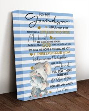 I LOVE YOU FOREVER - GREAT GIFT FOR GRANDDAUGHTER 11x14 Gallery Wrapped Canvas Prints aos-canvas-pgw-11x14-lifestyle-front-17