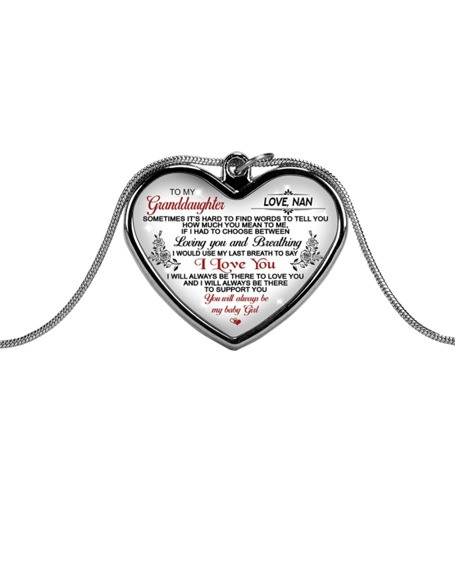 1 DAY LEFT - GET YOURS NOW Metallic Heart Necklace