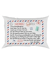 I LOVE YOU - GRANDMA TO GRANDDAUGHTER Rectangular Pillowcase front