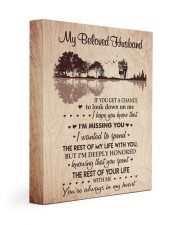 I'M MISSING YOU - PERFECT GIFT FOR WIFE 11x14 Gallery Wrapped Canvas Prints front