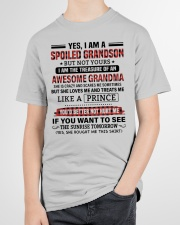 YES I AM A SPOILED GRANDSON Youth T-Shirt garment-youth-tshirt-front-lifestyle-01
