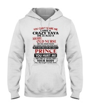 YOU CAN'T SCARE ME - GREAT GIFT FOR GRANDCHILD Hooded Sweatshirt tile