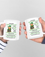 THE GIFT OF LIFE - SPECIAL GIFT FOR SON-IN-LAW Mug ceramic-mug-lifestyle-44