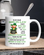THE GIFT OF LIFE - SPECIAL GIFT FOR SON-IN-LAW Mug ceramic-mug-lifestyle-55