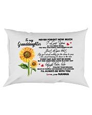 1 DAY LEFT - GET YOURS NOW Rectangular Pillowcase thumbnail