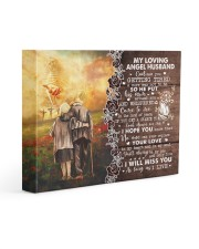 YOU'LL ALWAYS BE MY ONE AND ONLY LOVE 14x11 Gallery Wrapped Canvas Prints front
