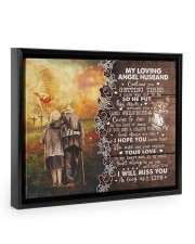 YOU'LL ALWAYS BE MY ONE AND ONLY LOVE 14x11 Black Floating Framed Canvas Prints thumbnail