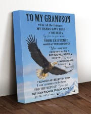 FOR ALL THE THINGS - GRANDMA TO GRANDSON 11x14 Gallery Wrapped Canvas Prints aos-canvas-pgw-11x14-lifestyle-front-17