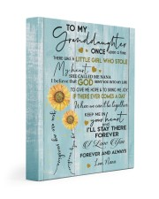 YOU ARE MY SUNSHINE - NANA TO GGRANDDAUGHTER 11x14 Gallery Wrapped Canvas Prints front