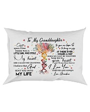 MY HEART - GRANDMA TO GRANDDAUGHTER Rectangular Pillowcase front