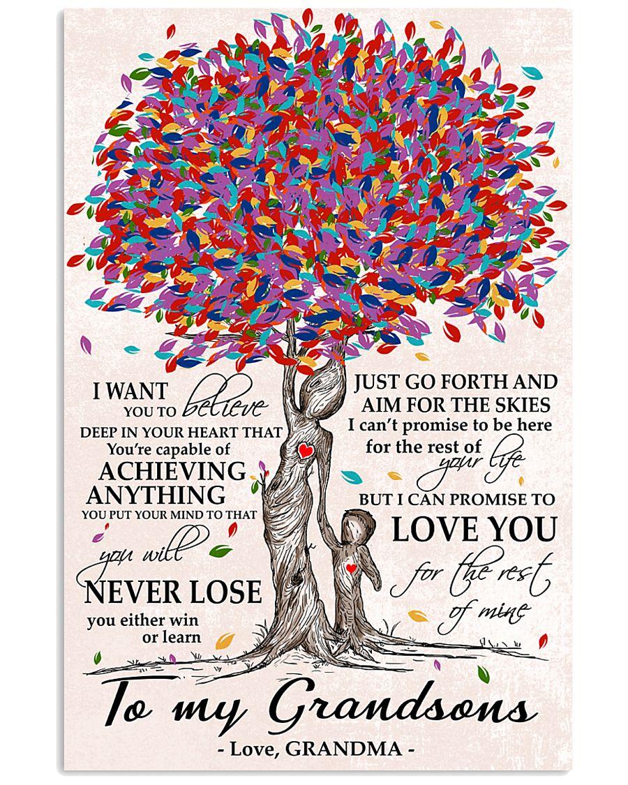 Grandsons 11x17 Poster