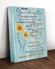 MY SUNSHINE - GREAT GIFT FOR GRANDDAUGHTER 11x14 Gallery Wrapped Canvas Prints aos-canvas-pgw-11x14-lifestyle-front-17