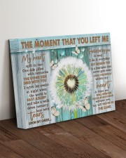 THE MOMENT THAT YOU LEFT ME 14x11 Gallery Wrapped Canvas Prints aos-canvas-pgw-14x11-lifestyle-front-17
