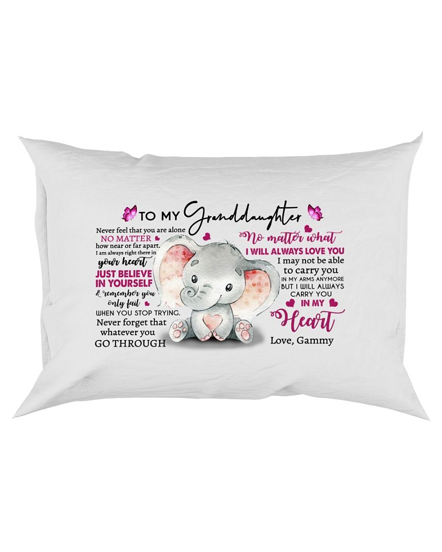 tomy-granddau-heart-grammy-ntmn Rectangular Pillowcase