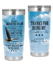 THE GIFT OF LIFE - GIFT FOR DAUGHTER-IN-LAW 20oz Tumbler front