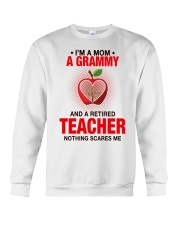 NOTHING SCARES ME - PERFECT GIFT FOR GRAMMY Crewneck Sweatshirt tile