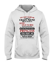 YOU CAN'T SCARE ME - PERFECT GIFT FOR MEME Hooded Sweatshirt tile