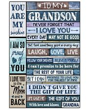 YOU ARE MY SUNSHINE - BEST GIFT FOR GRANDSON Vertical Poster tile