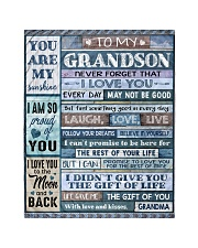 YOU ARE MY SUNSHINE - BEST GIFT FOR GRANDSON Quilt tile