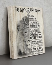 ONE THING IN LIFE - GREAT GIFT FOR GRANDSON 11x14 Gallery Wrapped Canvas Prints aos-canvas-pgw-11x14-lifestyle-front-15