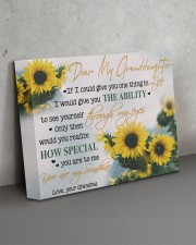 YOU ARE MY SUNSHINE - BEST GIFT FOR GRANDDAUGHTER 14x11 Gallery Wrapped Canvas Prints aos-canvas-pgw-14x11-lifestyle-front-15