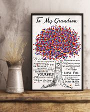grandson-Nana-yourself-htte 11x17 Poster lifestyle-poster-3