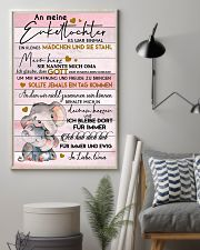 AN MEINE ENKETTOCHTER 11x17 Poster lifestyle-poster-1