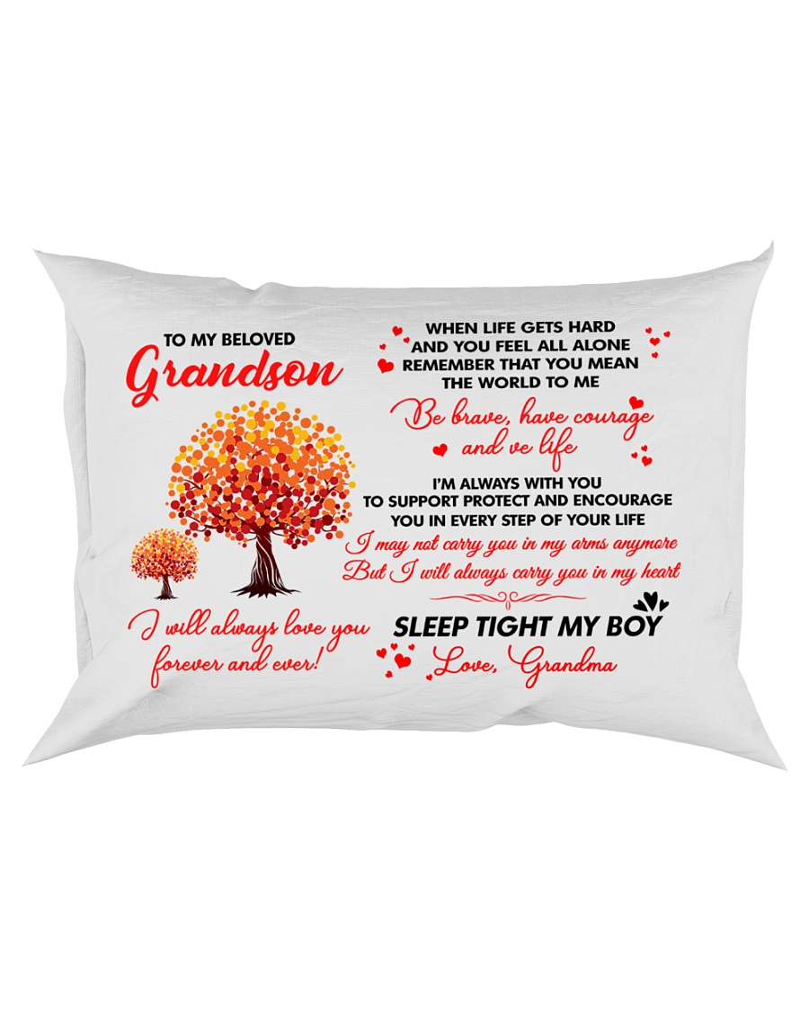 Grandson Rectangular Pillowcase