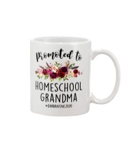 PROMOTED TO HOMESCHOOL GRANDMA QUARANTINE 2020 Mug tile