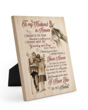 I HAVE YOU IN MY HEART - BEST GIFT FOR HUSBAND 8x10 Easel-Back Gallery Wrapped Canvas thumbnail