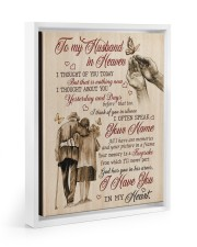 I HAVE YOU IN MY HEART - BEST GIFT FOR HUSBAND 11x14 White Floating Framed Canvas Prints thumbnail