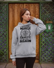 PROUD RETIRED NURSE - PERFECT GIFT FOR GRANDMA Hooded Sweatshirt apparel-hooded-sweatshirt-lifestyle-02