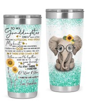YOU ARE MY SUNSHINE - GRANDMA TO GRANDDAUGHTER 20oz Tumbler front