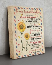 YOU ARE MY SUNSHINE - BEST GIFT FOR GRANDDAUGHTER 11x14 Gallery Wrapped Canvas Prints aos-canvas-pgw-11x14-lifestyle-front-15