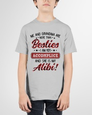 SHE IS MY ALIBI - GREAT GIFT FOR GRANDSON Youth T-Shirt garment-youth-tshirt-front-01