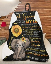 """1 DAY LEFT - GET YOURS NOW Large Sherpa Fleece Blanket - 60"""" x 80"""" aos-sherpa-fleece-blanket-60x80-lifestyle-front-11"""