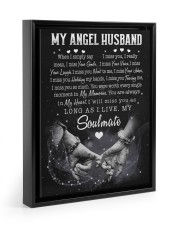 YOU ARE ALWAYS IN MY HEART - BEST GIFT FOR HUSBAND 11x14 Black Floating Framed Canvas Prints thumbnail