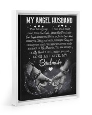 YOU ARE ALWAYS IN MY HEART - BEST GIFT FOR HUSBAND 11x14 White Floating Framed Canvas Prints thumbnail