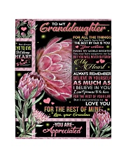 YOU ARE APPRECIATED - GRANDMA TO GRANDDAUGHTER Quilt tile