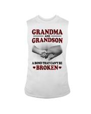 CAN'T BE BROKEN - GIFT FOR GRANDMA AND GRANDSON Sleeveless Tee tile