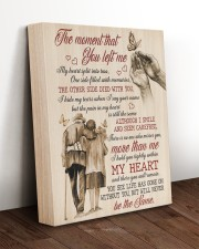I HIDE MY TEARS WHEN I SAY YOUR NAME 11x14 Gallery Wrapped Canvas Prints aos-canvas-pgw-11x14-lifestyle-front-17