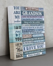 I WISH YOU THE STRENGTH - GRANDMA TO GRANDSON 11x14 Gallery Wrapped Canvas Prints aos-canvas-pgw-11x14-lifestyle-front-15