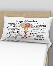 1 DAY LEFT - GET YOURS NOW Rectangular Pillowcase aos-pillow-rectangular-front-lifestyle-02