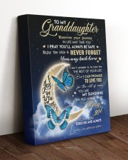 BABY GIRL - BEAUTIFUL GIFT TO GRANDDAUGHTER 11x14 Gallery Wrapped Canvas Prints aos-canvas-pgw-11x14-lifestyle-front-17