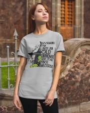 I'M JUST AN OLD GRANDMA - PERFECT GIFT FOR GRANDMA Classic T-Shirt apparel-classic-tshirt-lifestyle-06