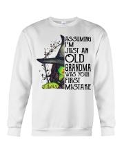 I'M JUST AN OLD GRANDMA - PERFECT GIFT FOR GRANDMA Crewneck Sweatshirt tile