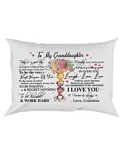 I LOVE YOU - PERFECT GIFT FOR GRANDDAUGHTER Rectangular Pillowcase front