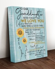 MY SUNSHINE - LOVELY GIFT FOR GRANDDAUGHTER 11x14 Gallery Wrapped Canvas Prints aos-canvas-pgw-11x14-lifestyle-front-17